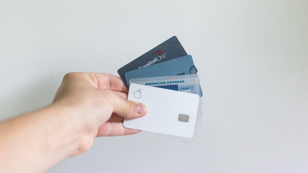 クレジットカード キャッシュレス決済